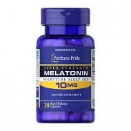Мелатонин Puritan's Pride Melatonin 10 mg (30 капс)